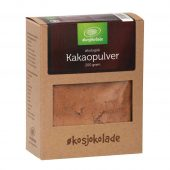 Kakaopulver Økosjokolade (økologisk & Fairtrade) 200 gr.
