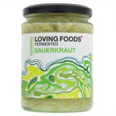 Loving Foods Sauerkraut 500g
