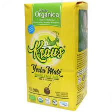 Kraus Yerba Mate (ikke røkt) 500g Øko Fairtrade