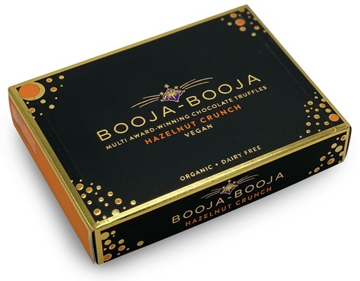 Booja Booja hazelnut choc truffles 138g