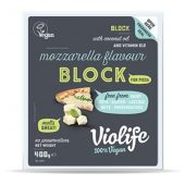 Violife for pizza blokk m/Mozzarella smak 400g
