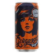 Karma Cola Gingerella Ginger Ale - 250ml