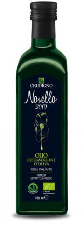 Olivenolje, NOVELLO, 750 ml, eksklusiv, økologisk, Organic Oils