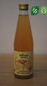 Rotvoll Eplejuice (Usukret) 0,7l
