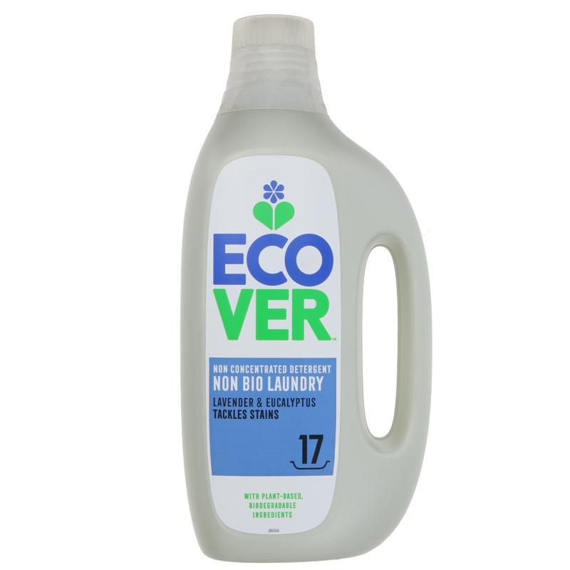 Ecover tøyvaskemiddel flytende 1.5L