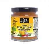 Geo Thai yellow curry paste