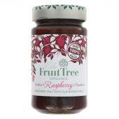 Fruit Tree Syltetøy 100% frukt Bringebær 250g. øko