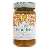 Fruit Tree Syltetøy 100% frukt Aprikos 250g. øko