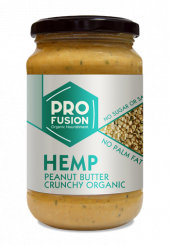 Profusion Hemp Peanut Butter 350g