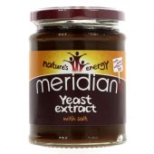 Meridian yeast extract m/ salt & B12 - 340g