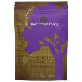 Rainforest Foods Acaipulver ØKO