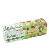 Aloe Dent Tannkrem m/Aloe vera for barn 50ml