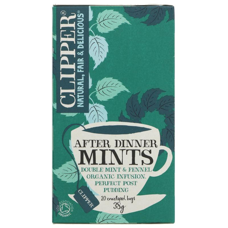 Clipper Organic After Dinner Mints
