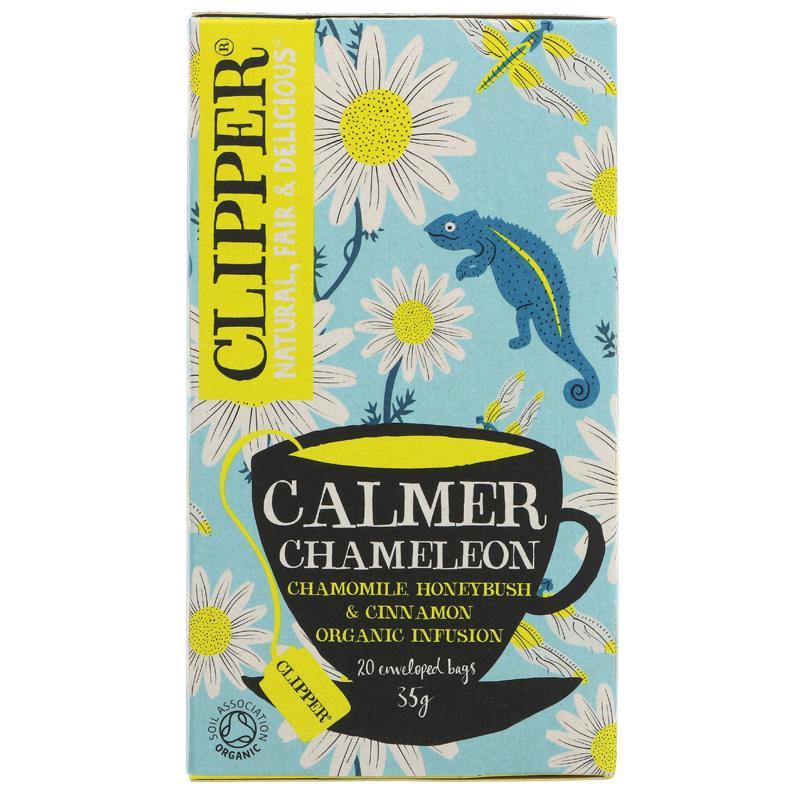 Clipper Calmer Chameleon  Infusion