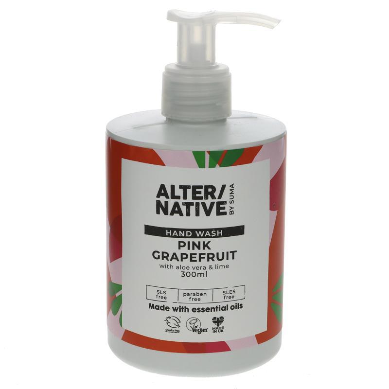 Alter/Native Handwash - Pink Grapefruit 300ml