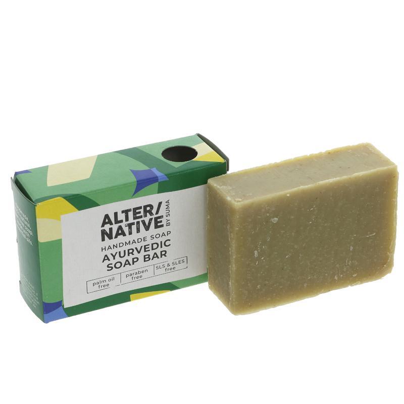 Alter/native By Suma Ayurvedic Soap Bar - 95g