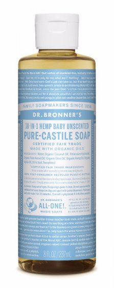 Dr. Bronners Baby 240 ml