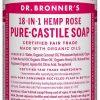 Dr. bronner Rosesåpe 475 ml