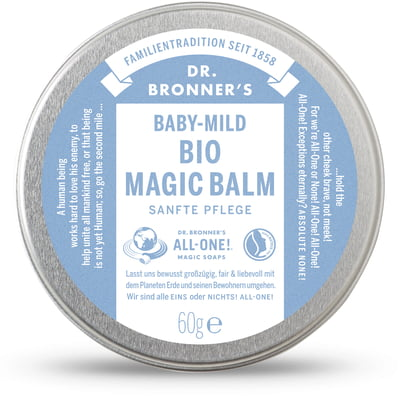 Dr Bronner Baby-Mild Organic Magic Balm 60g