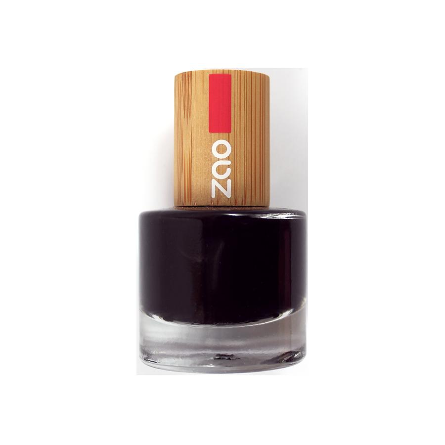 ZAO Nailpolish 644 Black - 8ml