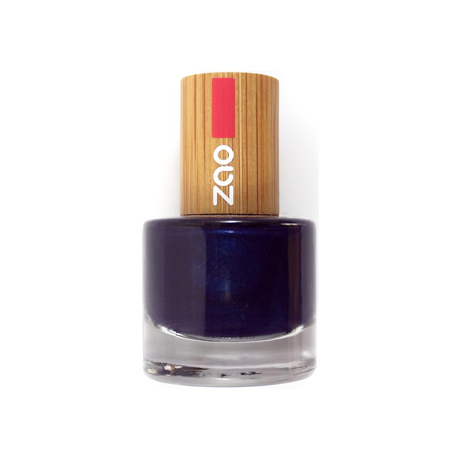 ZAO Nailpolish 653 Night blue - 8ml