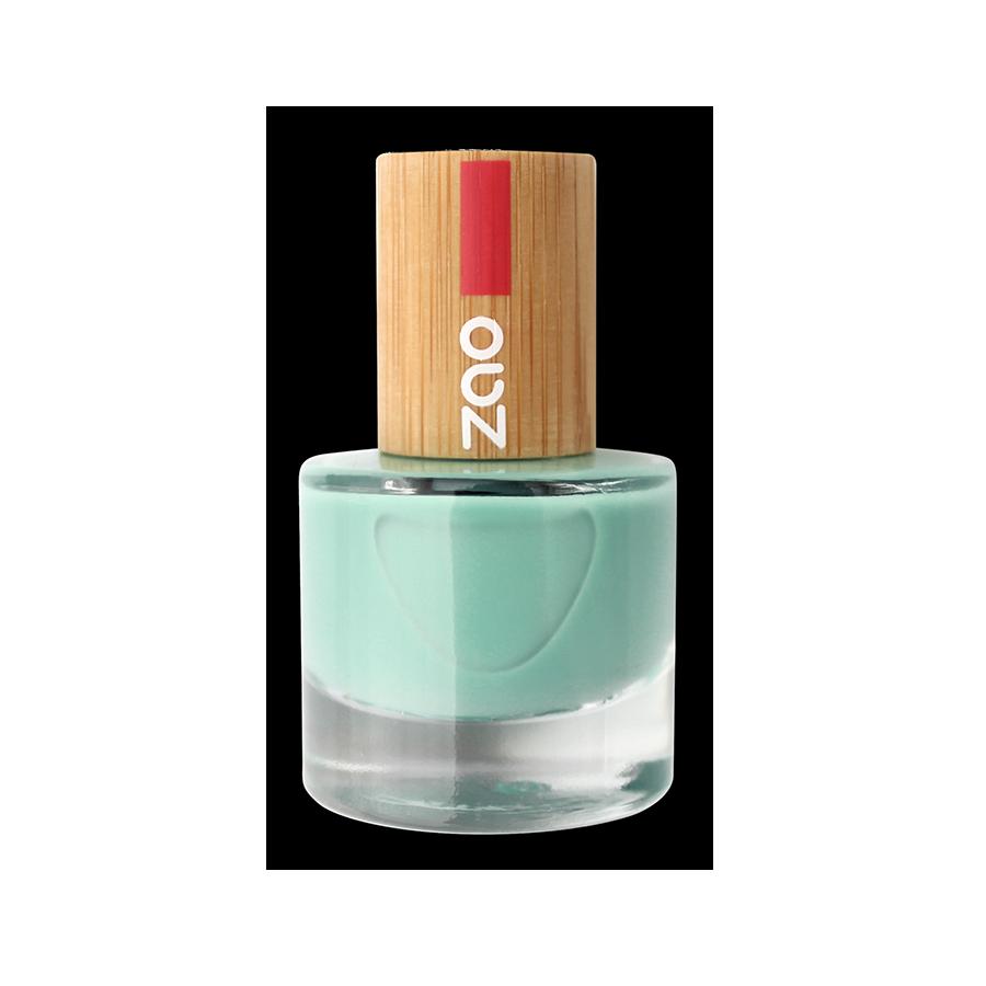 ZAO Nailpolish 660 Aquamarine - 8ml