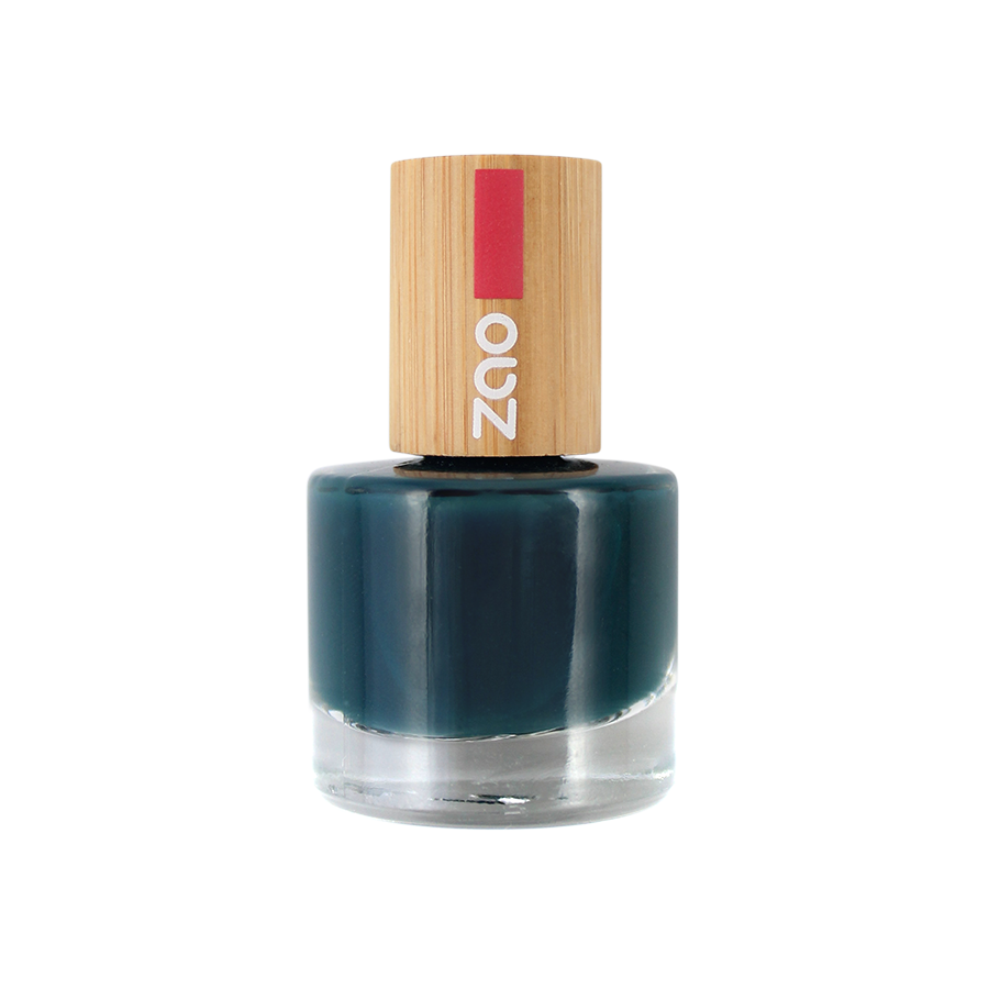 ZAO Nailpolish 666 Blue duck - 8ml