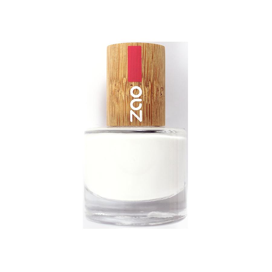 ZAO Nailpolish French 641 White - 8ml