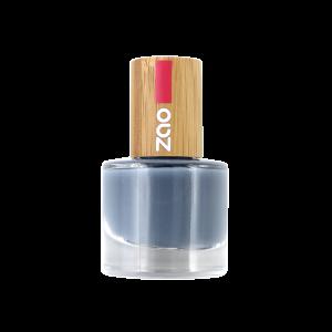 ZAO Nailpolish 670 Blue Grey - 8ml