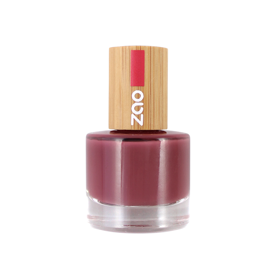 ZAO Nailpolish 667 Amaranth pink - 8ml