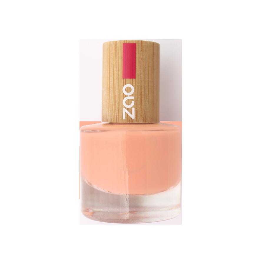 ZAO Nailpolish 664 Peach Fizz