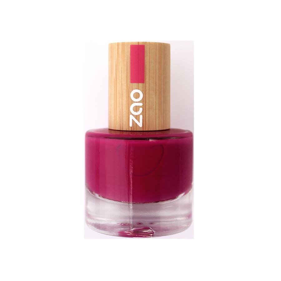 ZAO Nailpolish 663 Raspberry