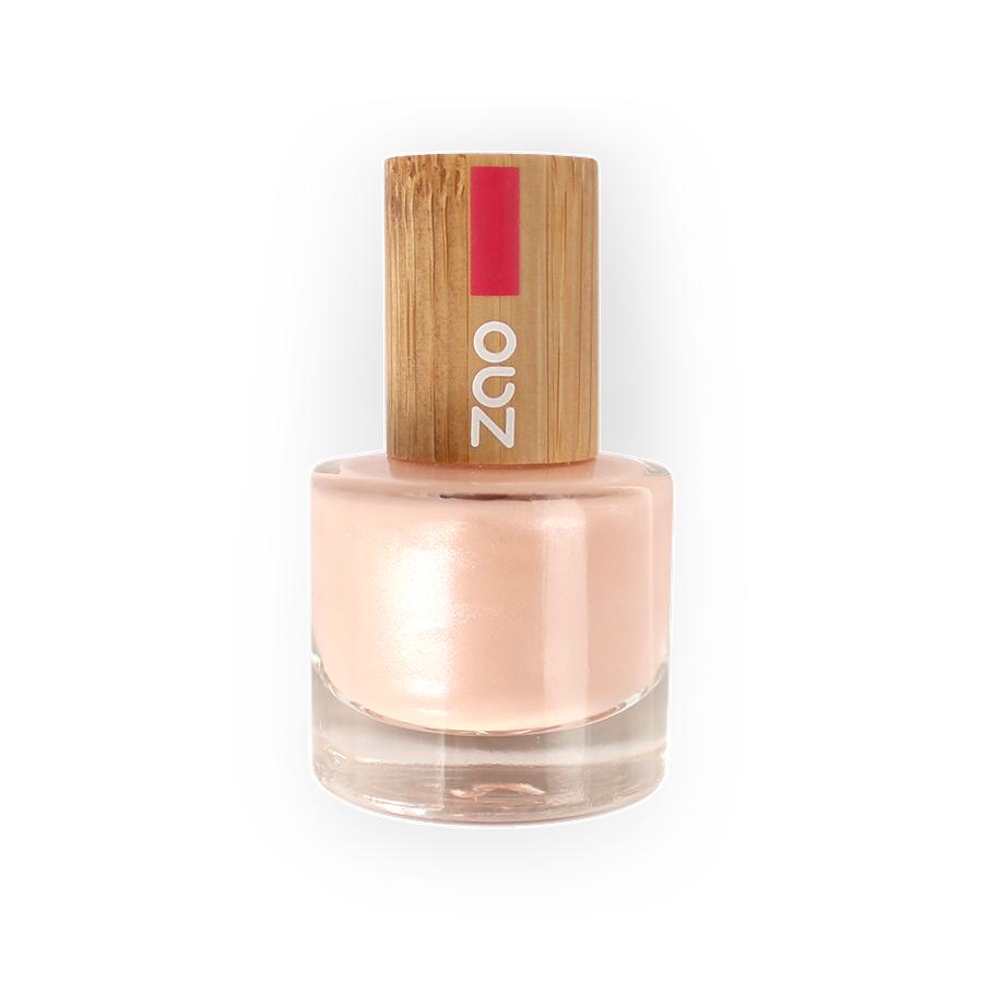 ZAO Nailpolish 672 Ballerina pink - 8ml