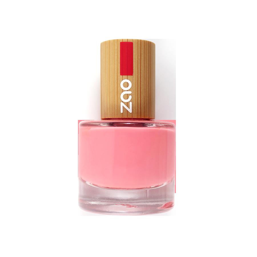 ZAO Nailpolish 654 Hot pink - 8ml