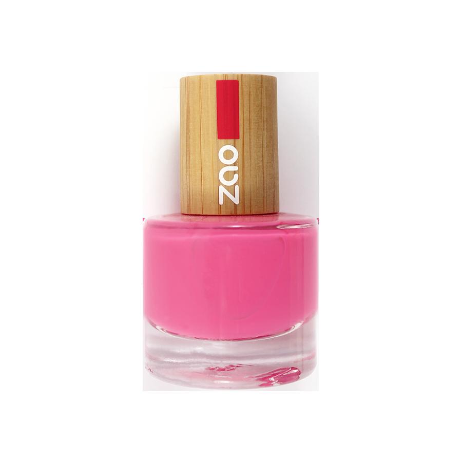 ZAO Nailpolish 657 Fuchsia Pink - 8ml