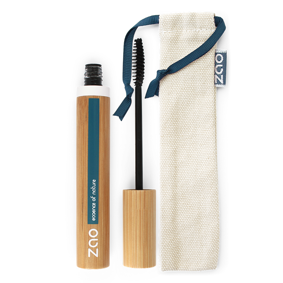 ZAO Volume and Sheathing Mascara 085 Ebony (refillbar)