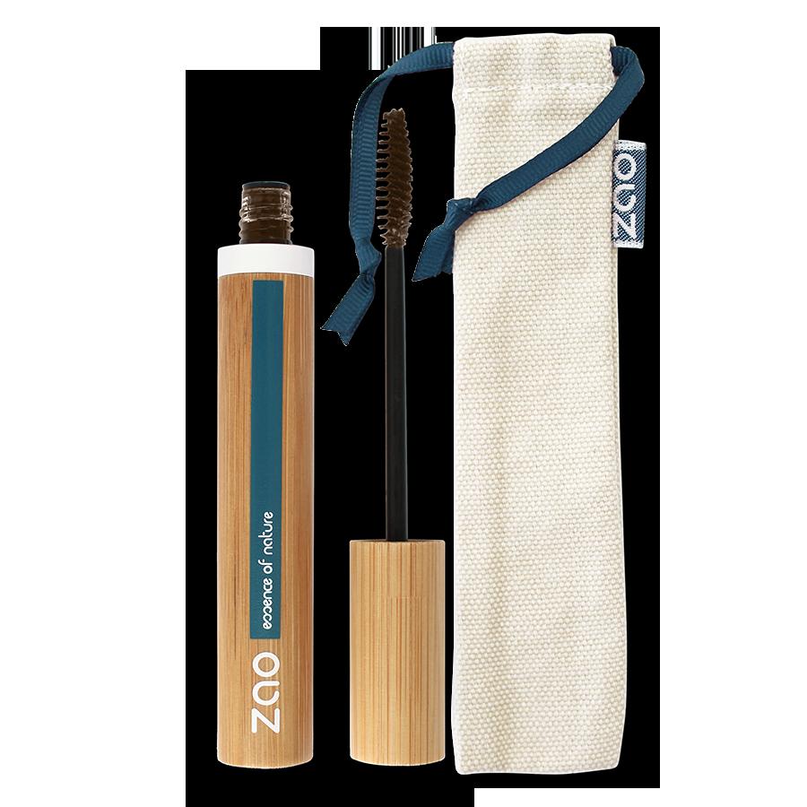 ZAO Volume and Sheathing Mascara 086 Cocoa (refillbar)