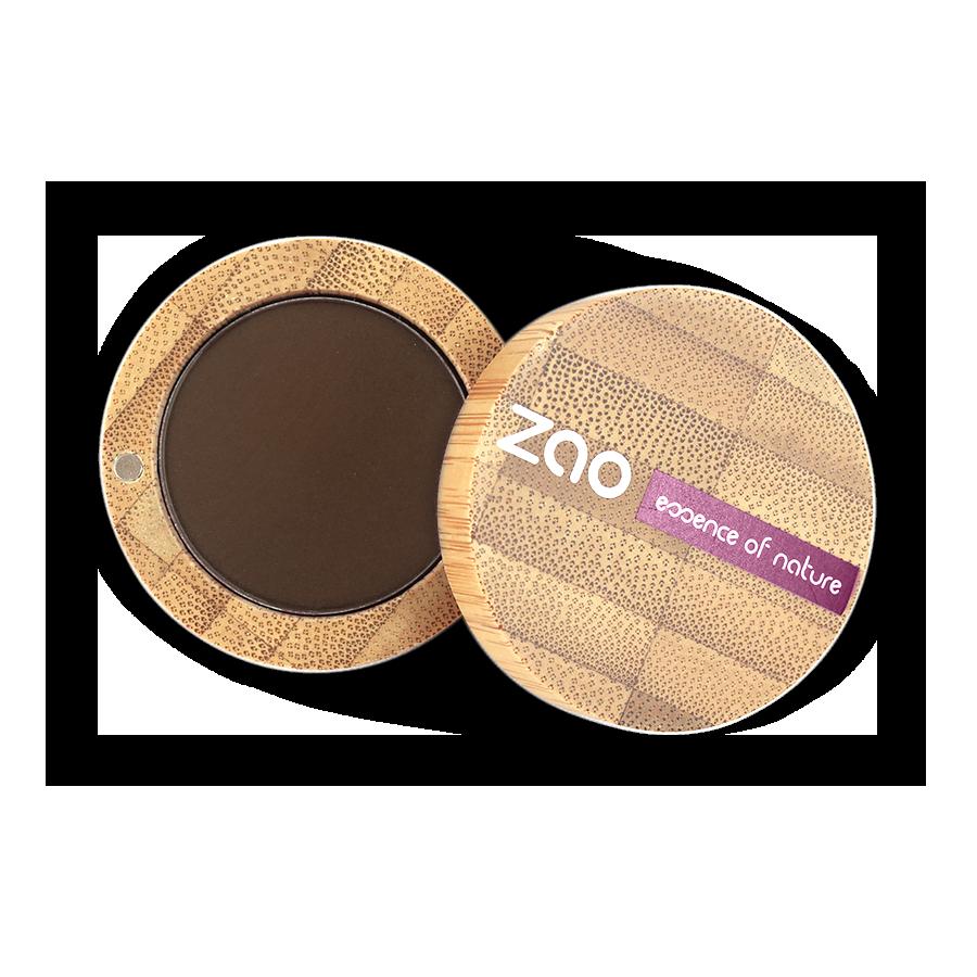 ZAO Matt Eye Shadow 203 Dark Brown - 3g