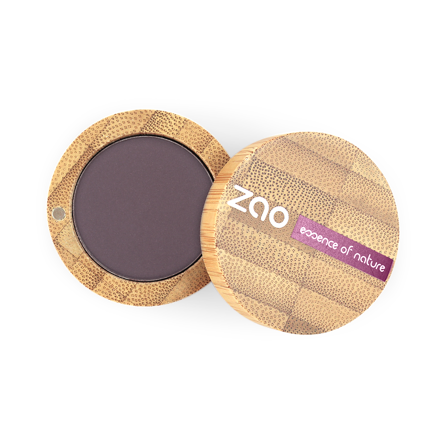 ZAO Matt Eye Shadow 205 Dark Purple - 3g