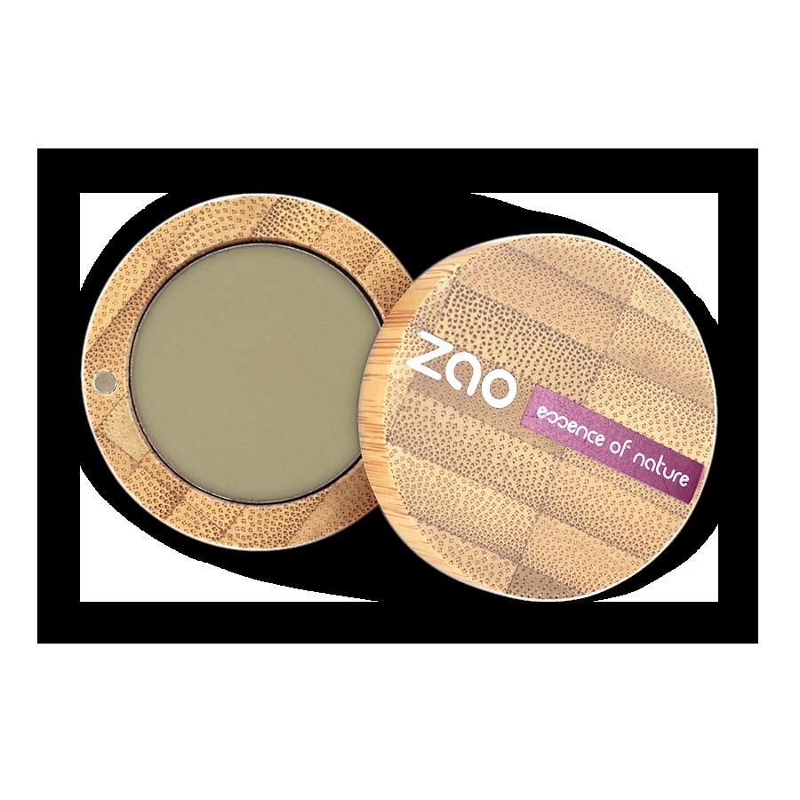 ZAO Matt Eye Shadow 207 Green Olive - 3g