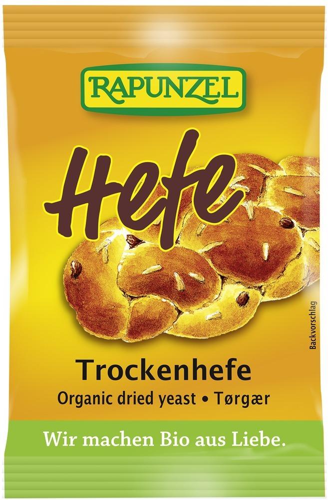 Rapunzel Tørrgjær 9g Øko