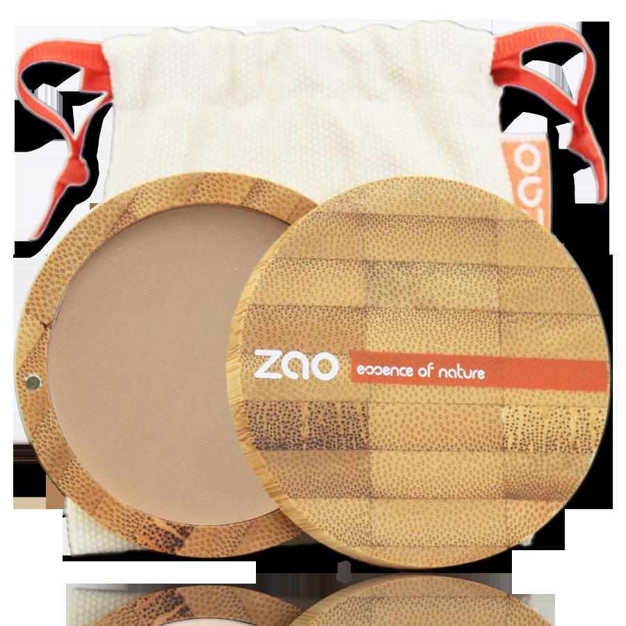 ZAO Compact Powder 304 Capuccino - 9g