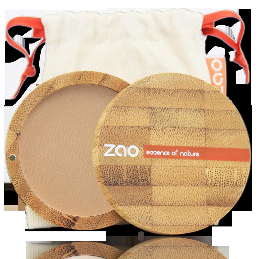 ZAO Compact Powder 302 Beige Orange - 9g