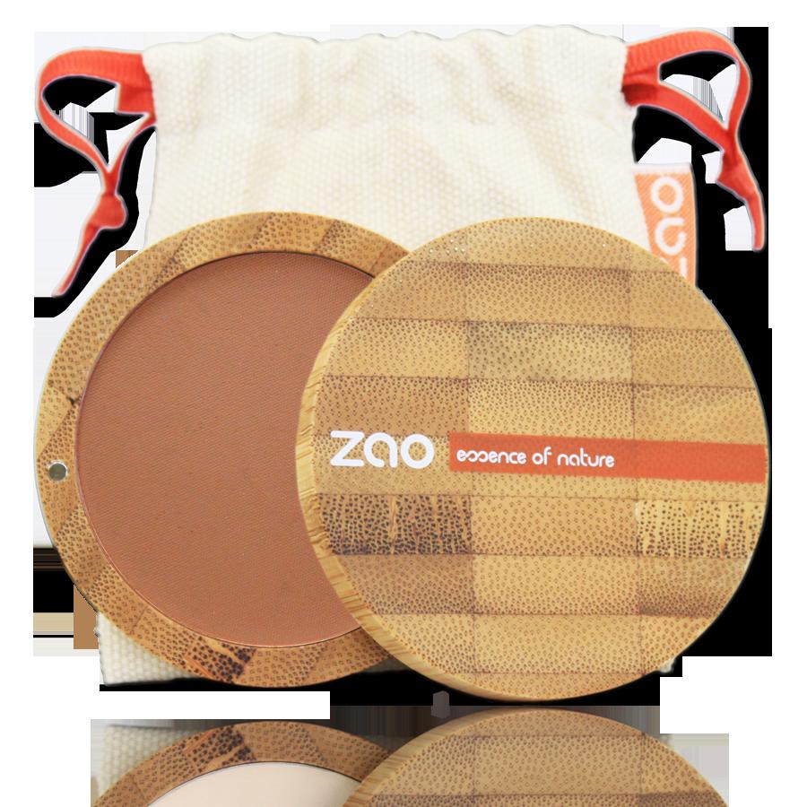 ZAO Compact Blush 324 Red Brick - 9g