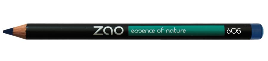 ZAO Pencil Eyeliner 605 Night Blue