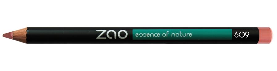 ZAO Pencil Multipurpose Liner 609 Old Pink