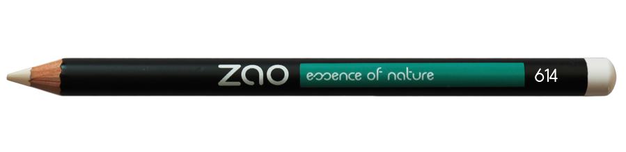 ZAO Pencil Multipurpose Liner 614 White