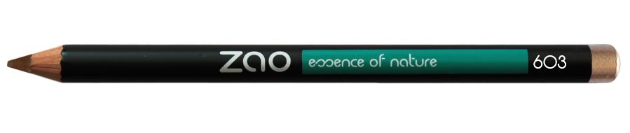 ZAO Pencil Multipurpose liner 603 Beige Nude