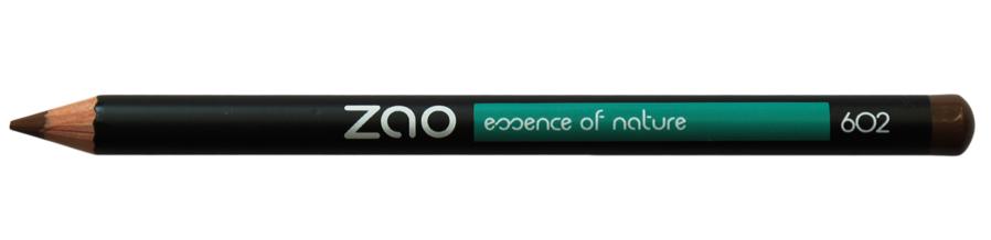 ZAO Pencil Multipurpose liner 602 Dark Brown