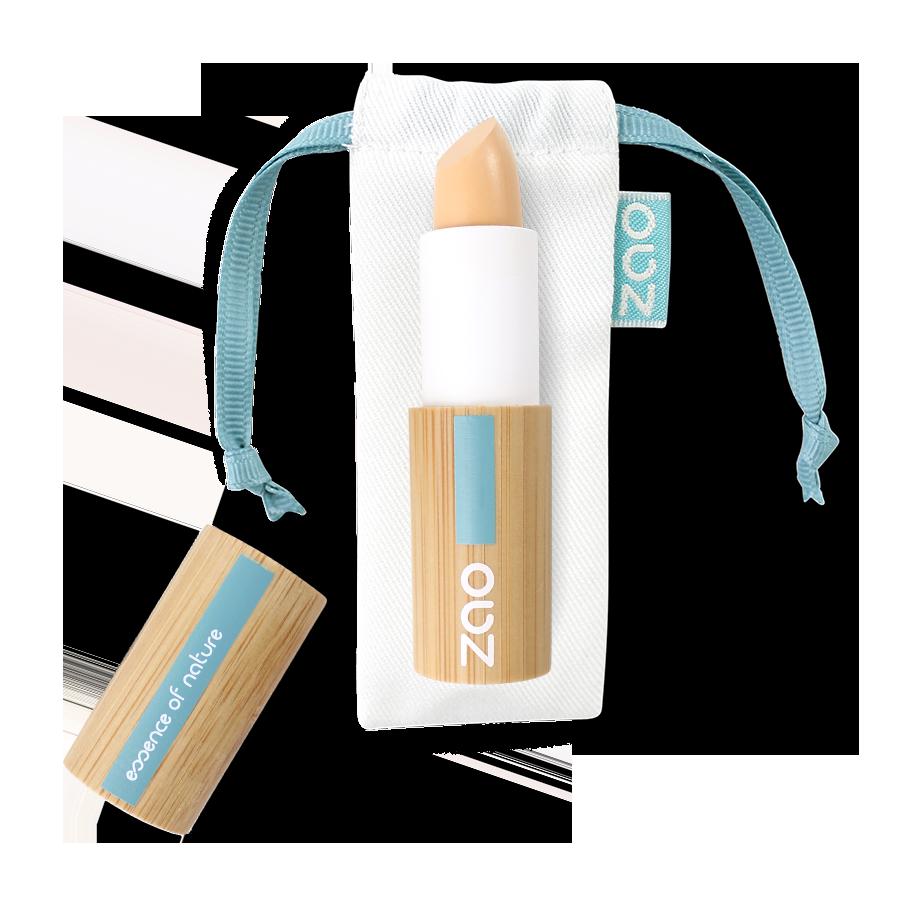 ZAO Vegan Concealer Stick 491 Ivory